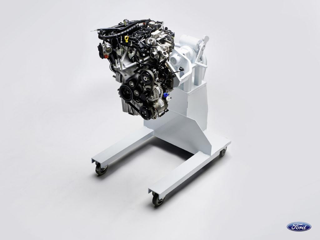 Ford lancia l'EcoBoost 1.0 a cilindrata variabile