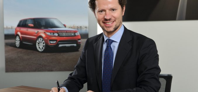 Federico Palumbieri è il nuovo Finance Director Jaguar Land Rover Italia