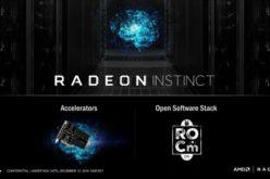 AMD svela Radeon Instinct