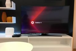 Arriva in Italia la Vodafone TV