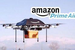 Amazon ha consegnato il suo primo pacco con un drone