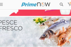Il pesce arriva casa con Amazon Prime Now