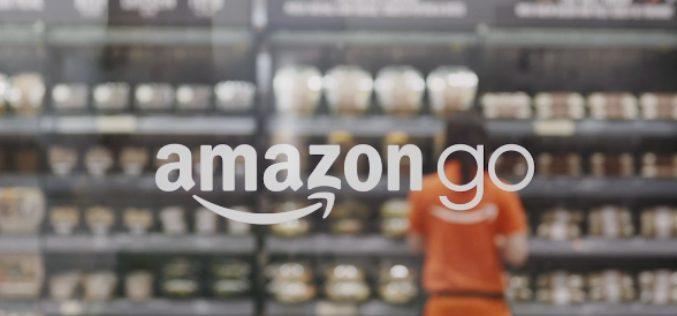 Amazon intende aprire più di 3mila negozi Go