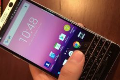 BlackBerry Mercury: ecco la prima foto