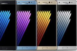 Un aggiornamento software bloccherà i restanti Galaxy Note7