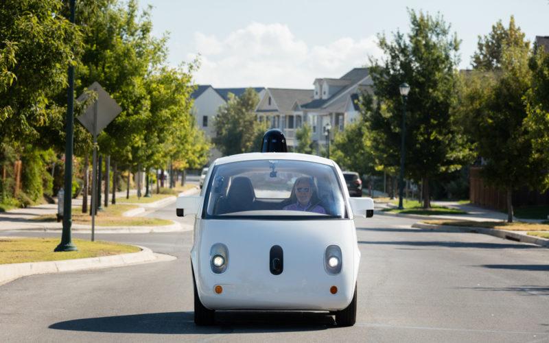 Google presenta Waymo, la divisione per le self driving car
