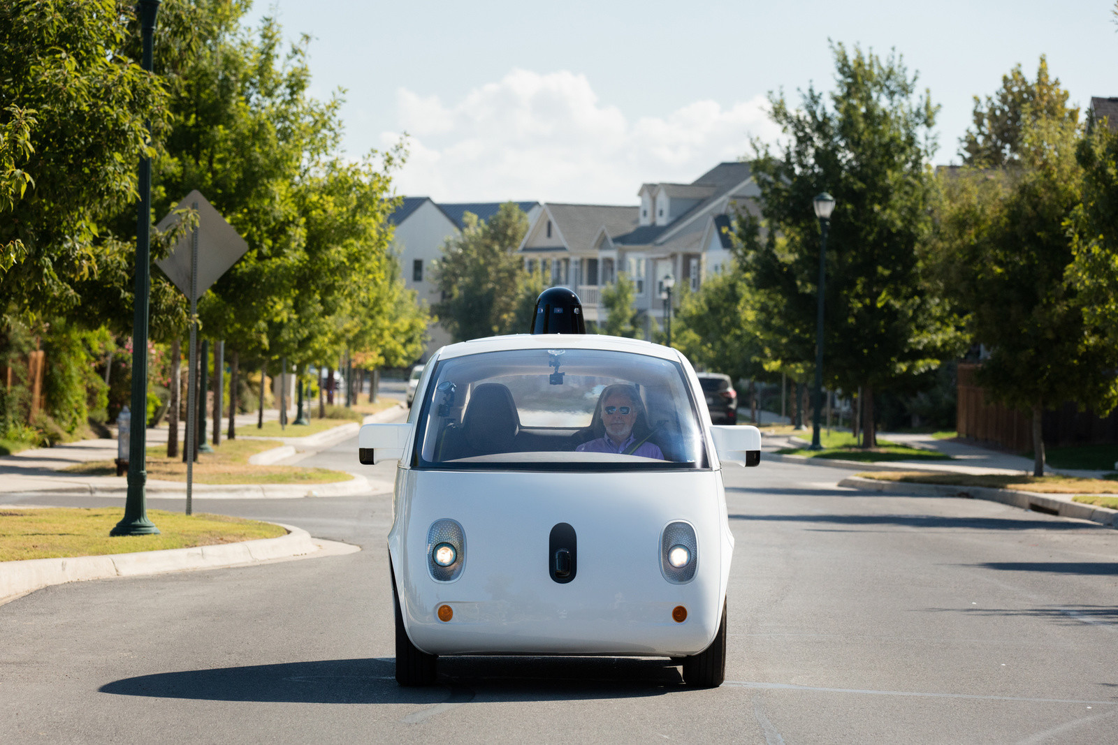 waymo google self driving car uber