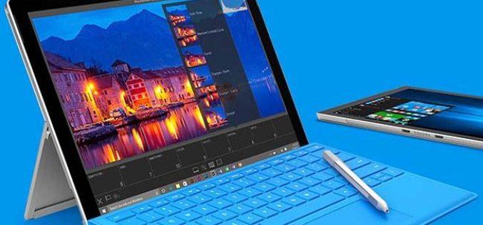 Microsoft brevetta una nuova Surface Pen
