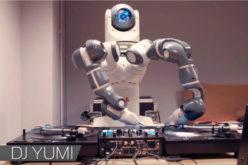 Ford: il robot Dj festeggia la nuova Fiesta