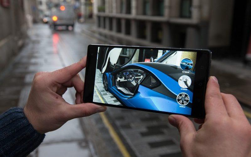 con accenture bmw offre ai clienti un visualizzatore di auto