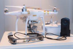 Con gli Epson Moverio BT-300 ora si possono controllare i droni