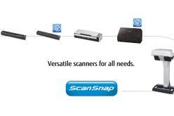 Gli scanner Fujitsu ScanSnap superano i 4 milioni di unità vendute a livello mondiale