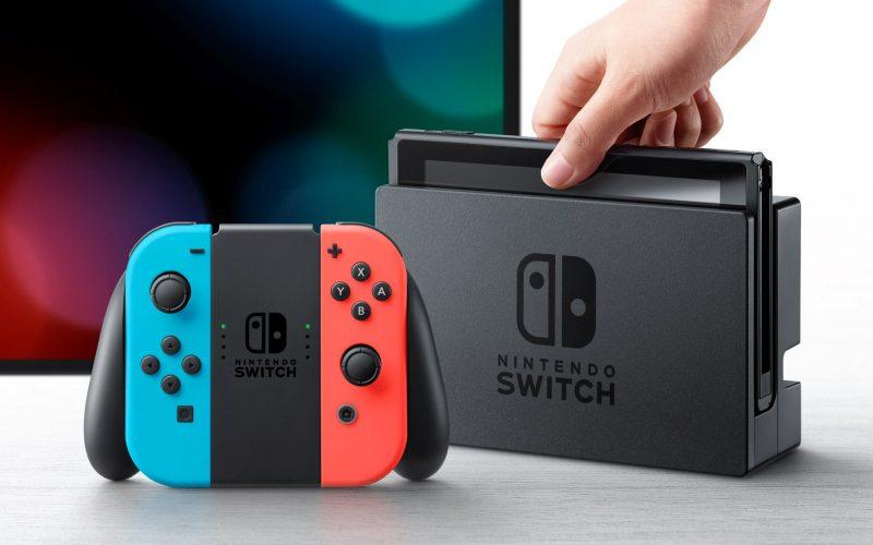 Nintendo accetterà pre-ordini limitati per Switch