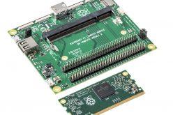 Raspberry strizza l'occhio ai sistemi industriali con Pi Compute Module 3