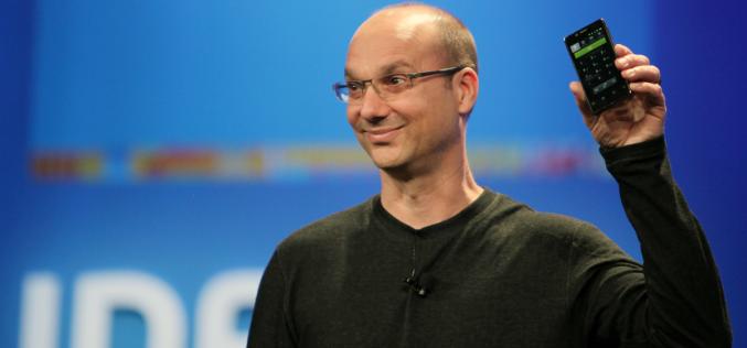 L'anti iPhone di Andy Rubin perde un grosso finanziatore