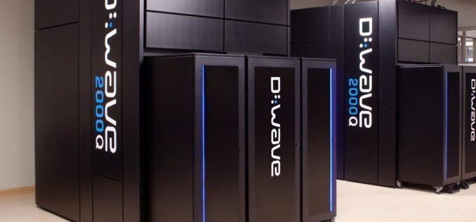 D-Wave Systems vende il suo primo computer quantistico commerciale