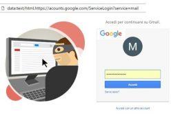 """Sembra Gmail ma è """"solo"""" phishing"""
