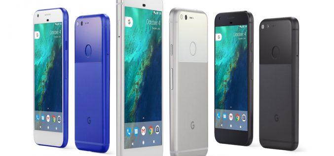 Google Pixel 2: ecco le prime indiscrezioni