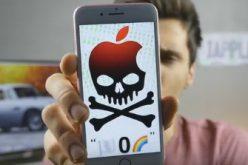 Un'emoji arcobaleno può bloccare un iPhone
