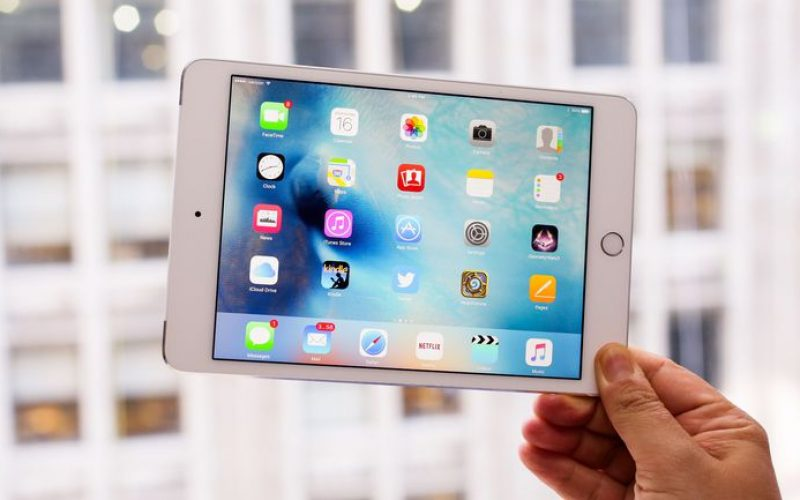 Apple prepara tre iPad per metà 2017