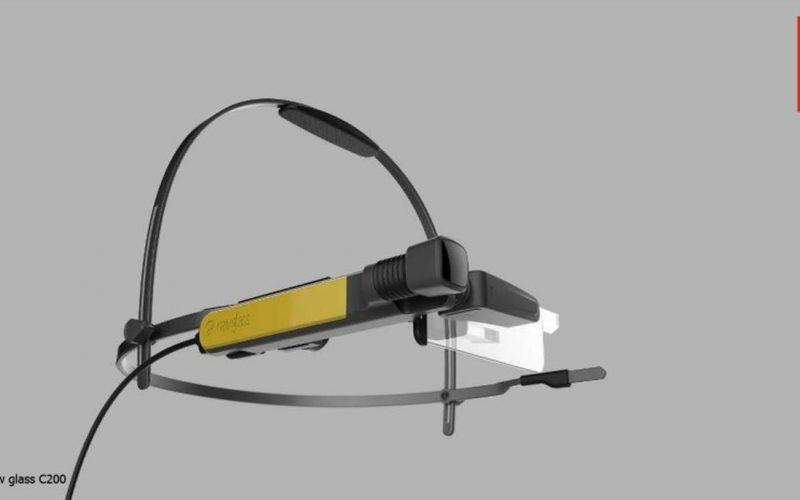 New Glass C200, gli occhiali per la realtà aumentata secondo Lenovo