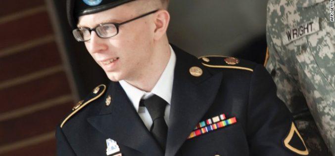 Obama perdona Manning: libera il 17 maggio