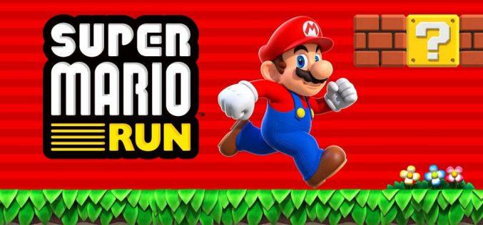 Super Mario Run, su Android a marzo