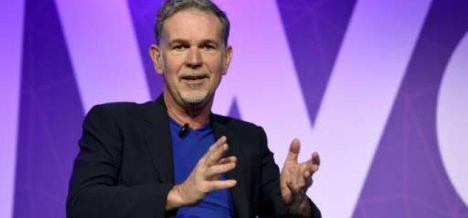 """Reed Hastings al MWC 2017: """"Netflix si adatterà a ogni schermo"""""""