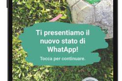 Anche WhatsApp avrà le sue Storie