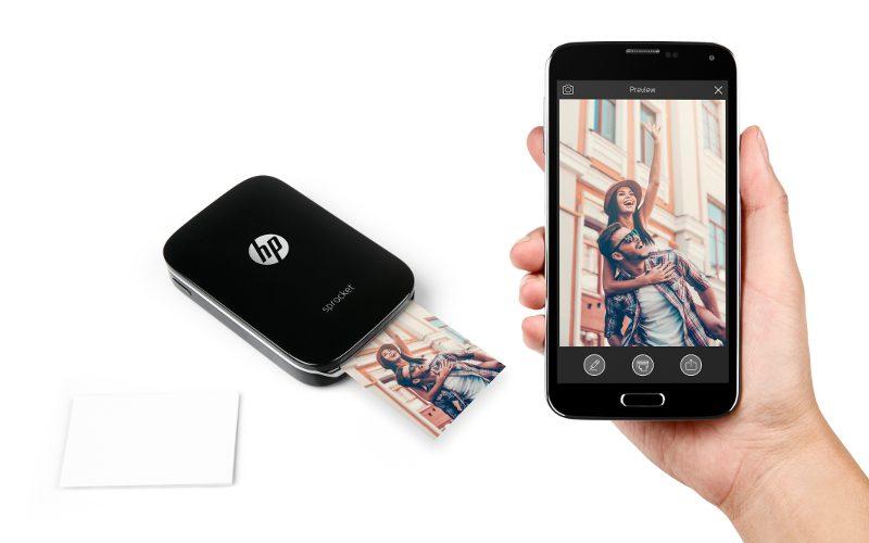 HP Sprocket la stampante fotografica da social network