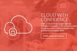 I big del cloud aderiscono al Codice di Condotta CISPE per la protezione dei dati