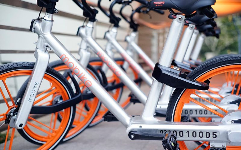 Ericsson, China Mobile Shanghai e Mobike innovano il bike sharing con l'internet of things