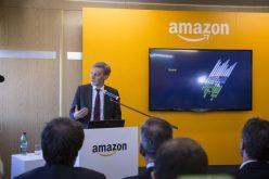 Amazon: procede la realizzazione del nuovo Centro di Distribuzione nel Lazio