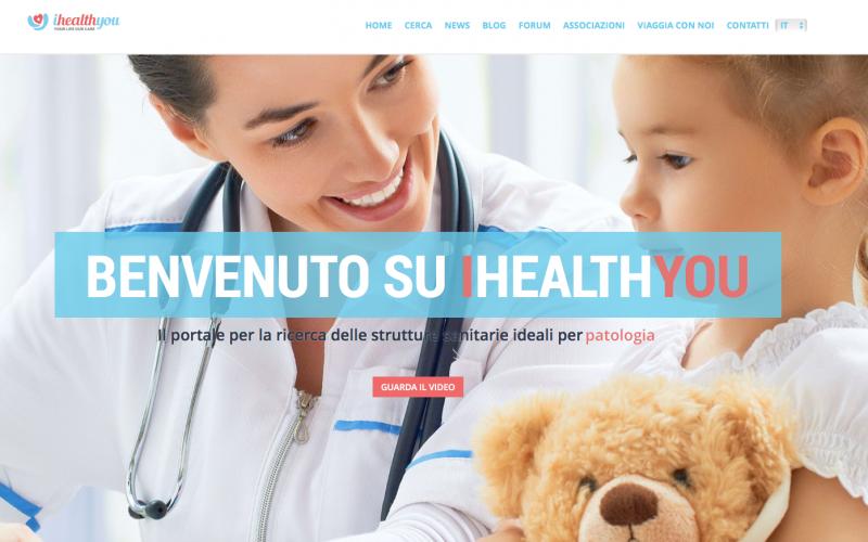 Nasce Ihealthyou: la piattaforma innovativa per la ricerca delle strutture sanitarie