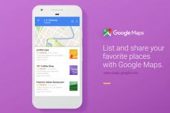 Crea le liste dei tuoi luoghi preferiti con Google Maps