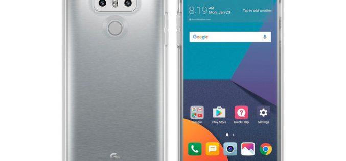 LG G6 presentato ufficialmente al MWC 2017