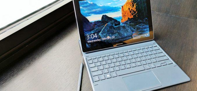 Samsung presenta il nuovo tablet Galaxy Tab S3 e i nuovi PC 2in1 Galaxy Book