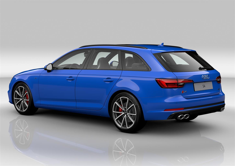Audi S4 e S5: i nuovi pacchetti Exclusive