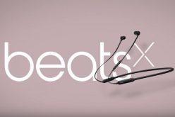 Le cuffie BeatsX sono apparse a New York