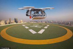 Droni ambulanza: al pronto soccorso si andrà in volo
