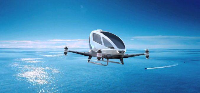 In volo sui droni? Una realtà già da luglio