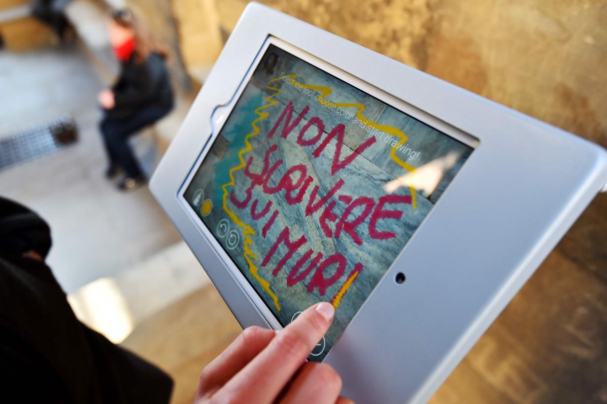 firenze graffiti app