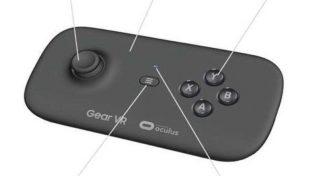 Il prossimo Gear VR avrà un gamepad dedicato