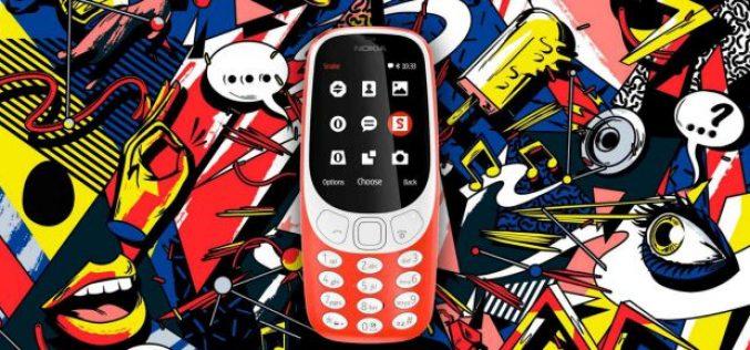 Perché Nokia ha voluto un altro 3310