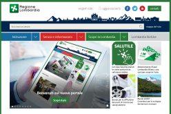 Il nuovo portale di Regione Lombardia