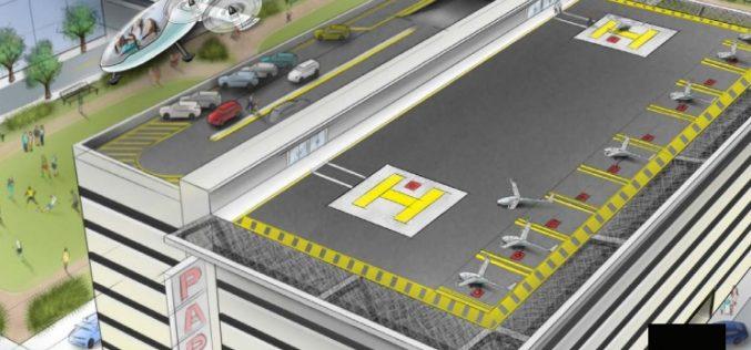 Uber apre in Francia un centro dedicato ai taxi volanti