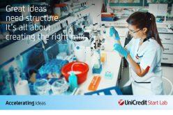 UniCredit Start Lab: aprono le candidature
