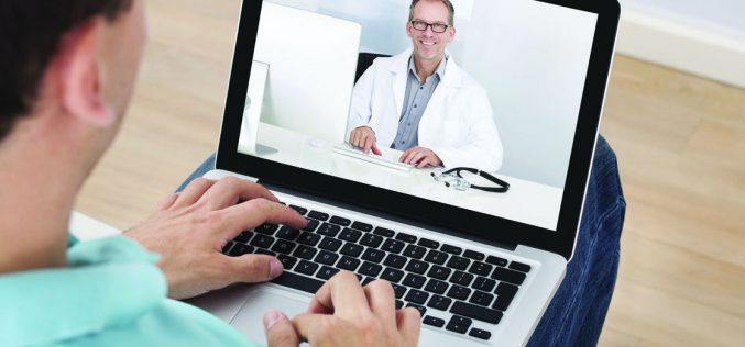 Telemedicina: lo specialista si raggiunge con un clic