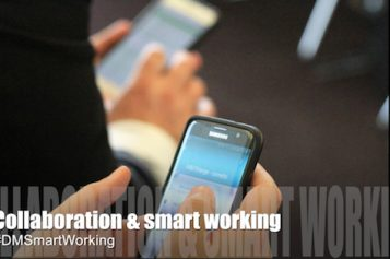 Collaboration e lavoro smart verso l'Industry 4.0