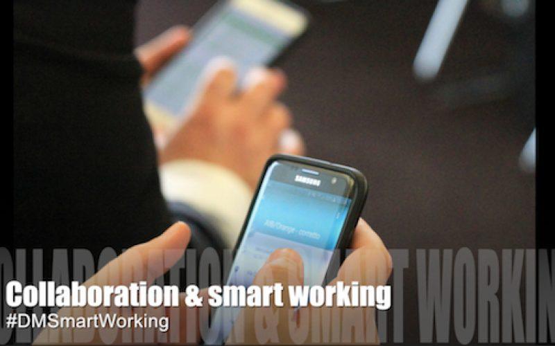 Collaboration e lavoro smart verso l'Industry 4.0